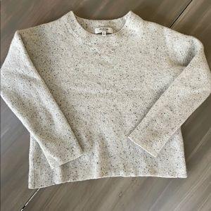 Madewell cashmere